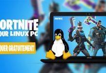Fortnite pour Linux