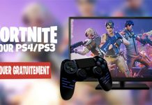 Fortnite pour PS4