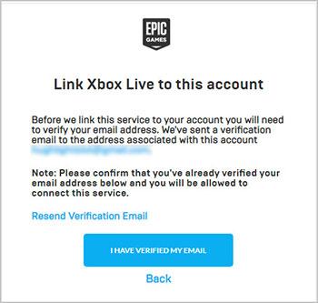 Fortnite pour Xbox