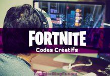 Codes créatifs Fortnite